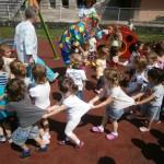 Предваканционно парти в Детска ясла